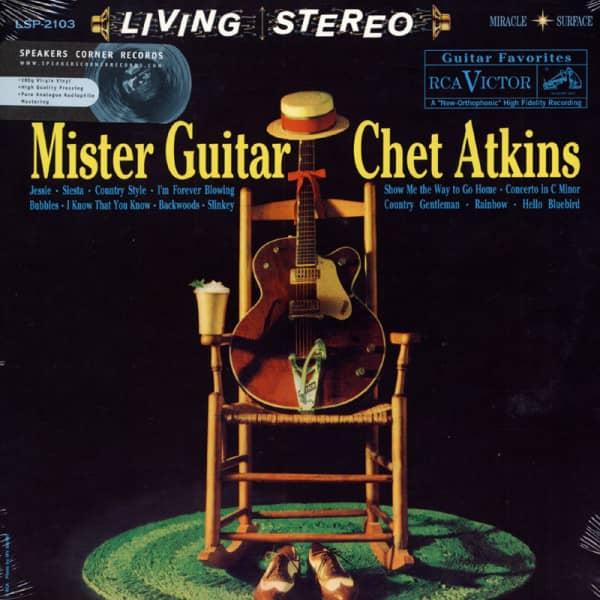 Mr. Guitar 180g Vinyl