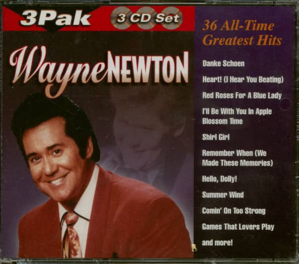 36 All-Time Greatest Hits (3-CD)