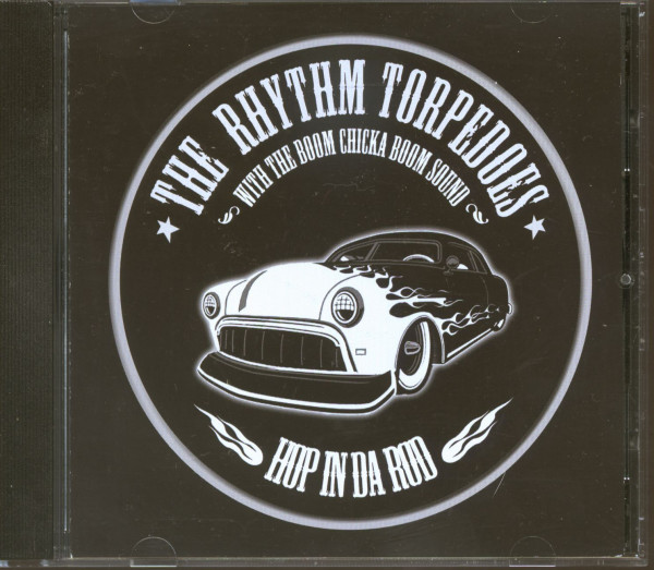 Hop In Da Rod (CD)