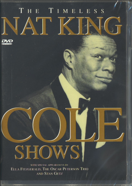 The Timeless Nat King Cole Shows (DVD)