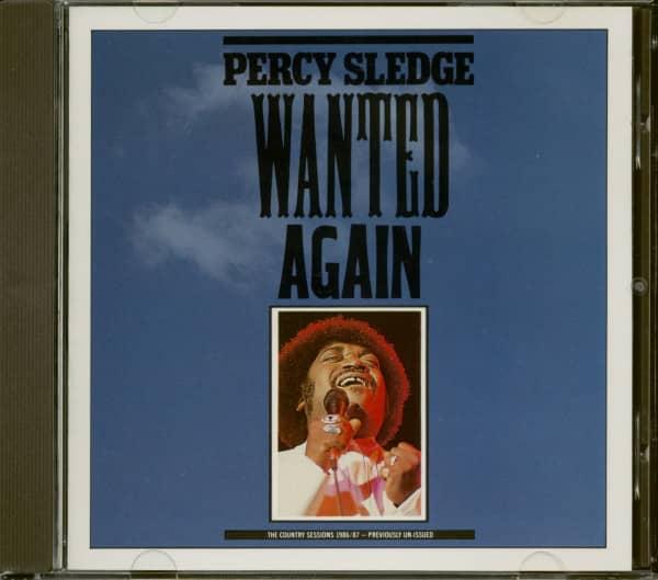 Wanted Again (CD)