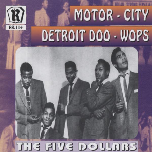 Motor City Doo-Wops #3