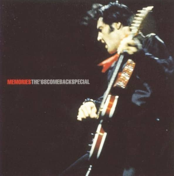 Memories - The '68 Comeback Special (2-CD)