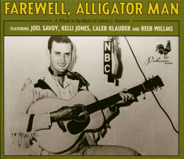 Farewell, Alligator Man: A Tribute to the Music of Jimmy C. Newman (CD)