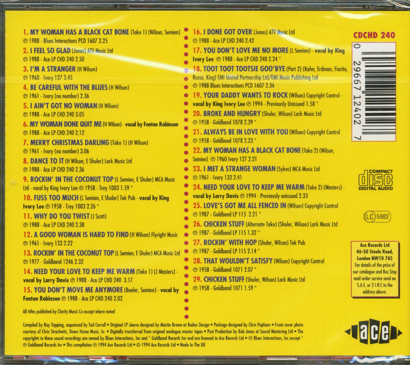 Hop Wilson & His Buddies Steel Guitar Flash! Plus (CD)