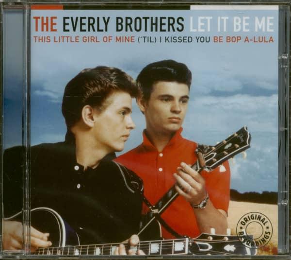 Let It Be Me (CD)