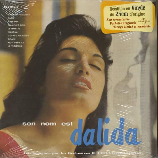 Son Nom Est Dalida (10inch LP)