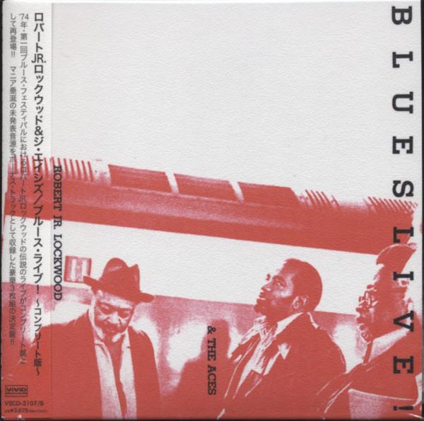 Blues Live! (3-CD)