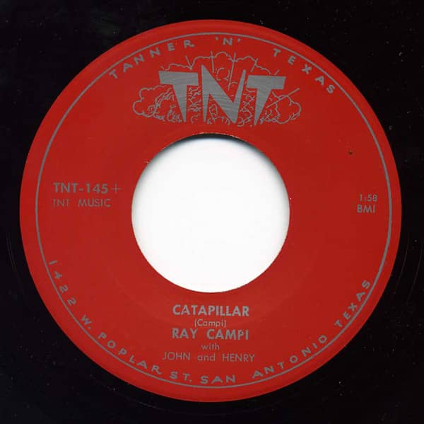 Baby Sittin' All The Time - Rock Baby Rock (7inch, 45rpm)