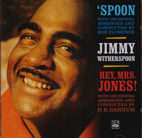 Spoon - Hey, Mrs. Jones!