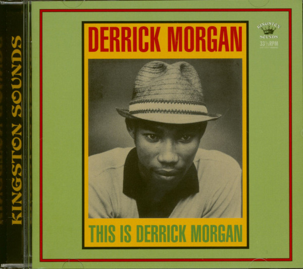 This Is Derrick Morgan (CD)