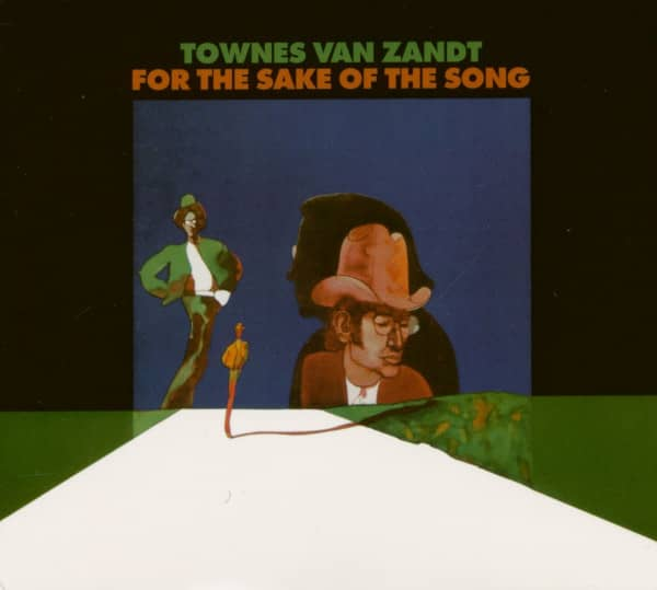 For The Sake Of The Song (CD)