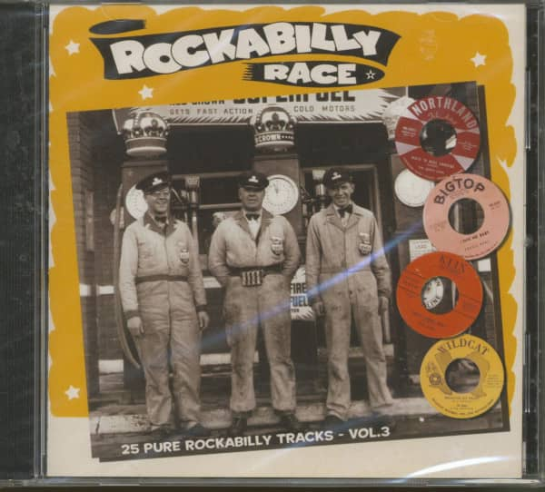 Rockabilly Race, Vol.3 (CD)
