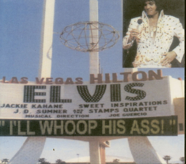 I'll Whoop His Ass! (CD)