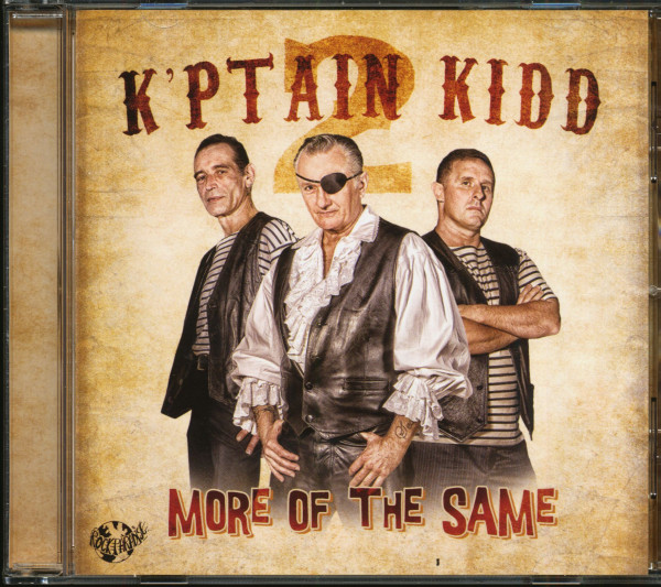 More Of The Same (CD)