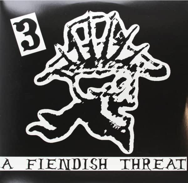 A Fiendish Threat (2-LP)