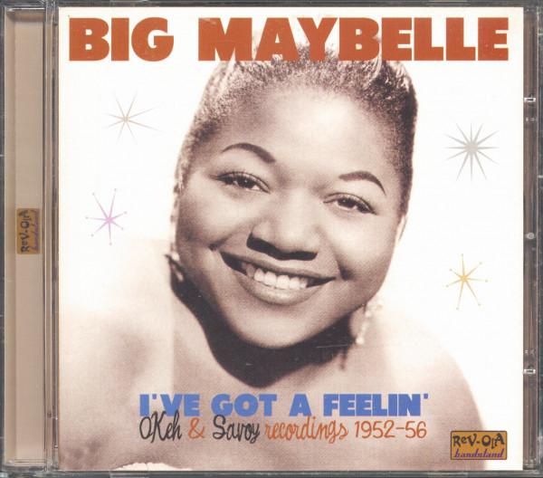 I've Got A Feelin' (CD)