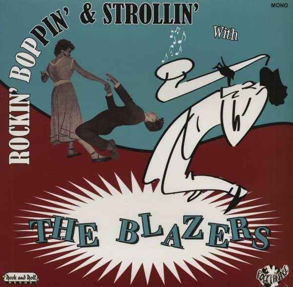 Rockin' Boppin' & Strollin' 10'LP