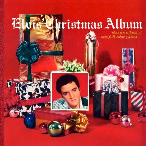 Elvis Christmas Album (LP, 180g Vinyl)