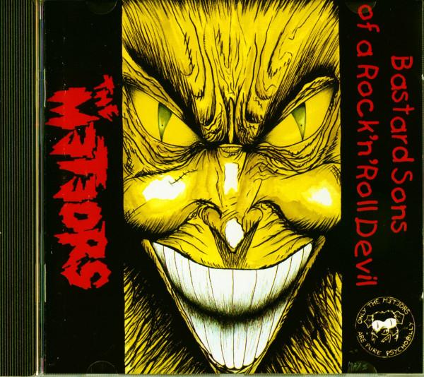 Bastard Sons Of A Rock'n'Roll Devil (CD)