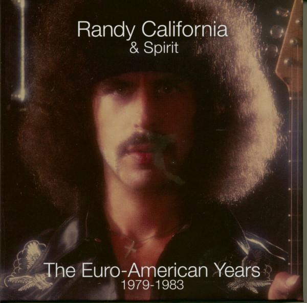 The Euro American Years (6-CD)