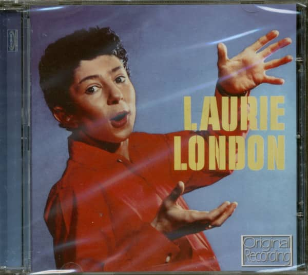 Laurie London (CD)
