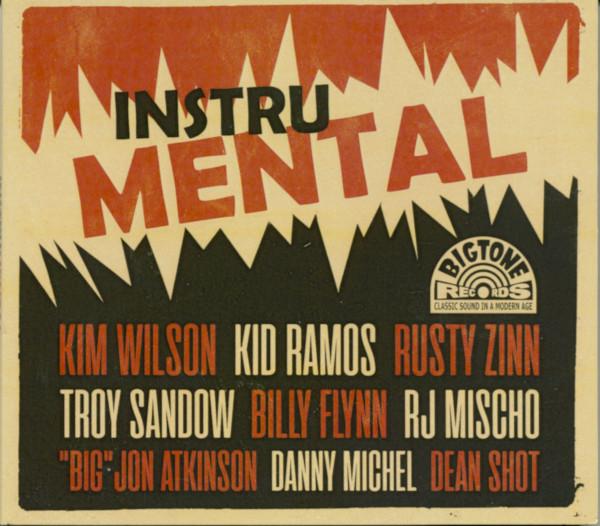InstruMental (CD)