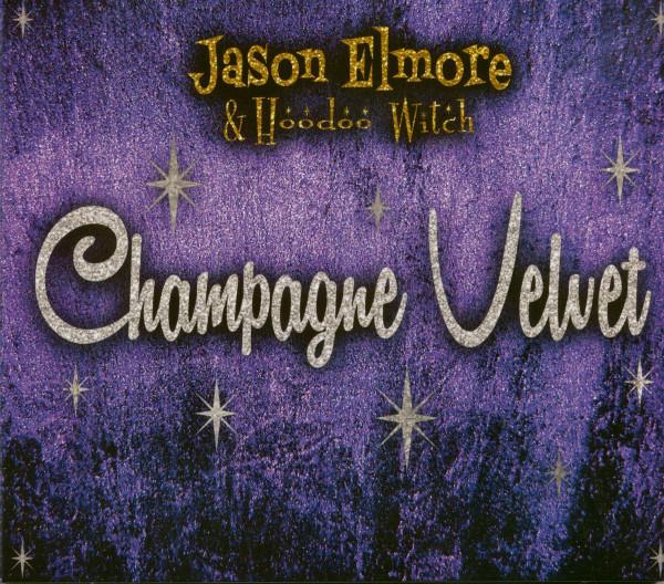 Champagne Velvet (CD)