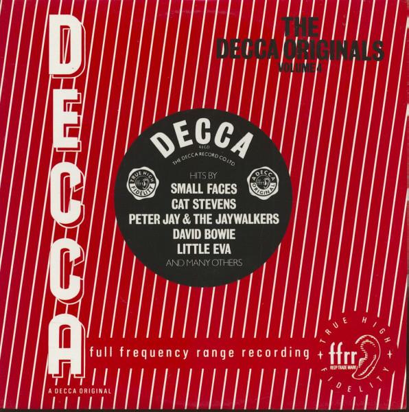 The Decca Originals, Vol.4 (LP)
