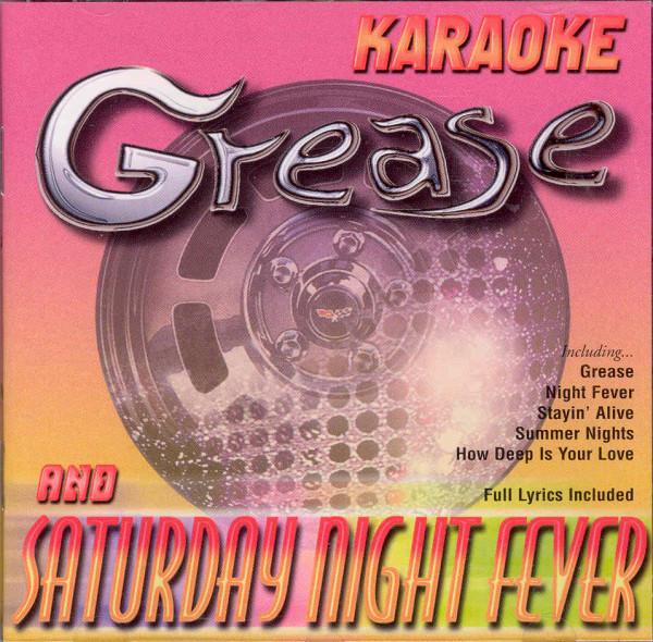 Karaoke - Grease & Saturday Night Fever