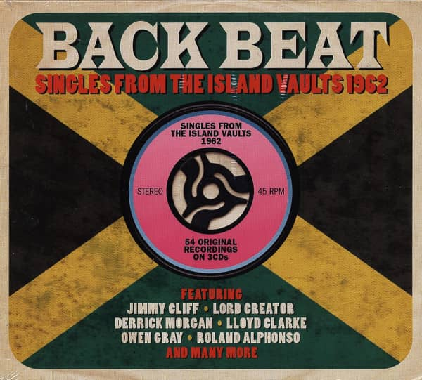Back Beat - Singles From The Island Vaults (3-CD)