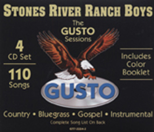 The Gusto Sessions (4-CD)