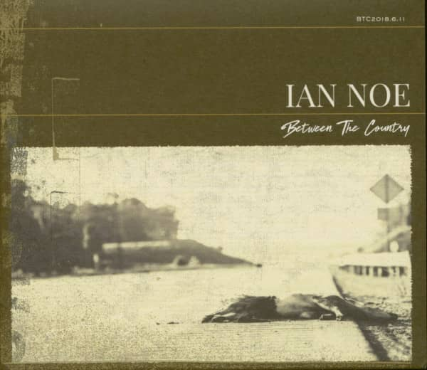 Between The Country (CD)