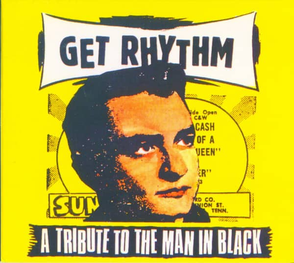 Get Rhythm - Tribute To The Man In Black (CD)