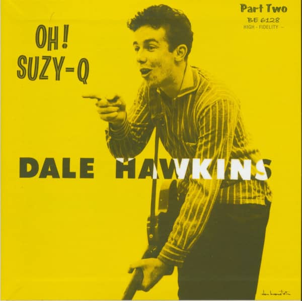 Oh! Suzy-Q -part II (7inch EP, 45rpm, Picture Sleeve, Ltd.(150)