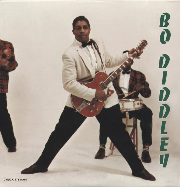 Bo Diddley (LP)