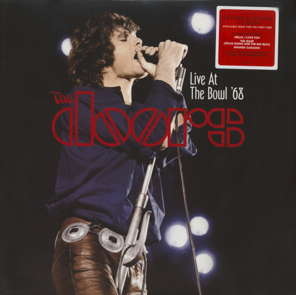 Live At The Bowl '68 (2x 180g Vinyl) Limited Edition