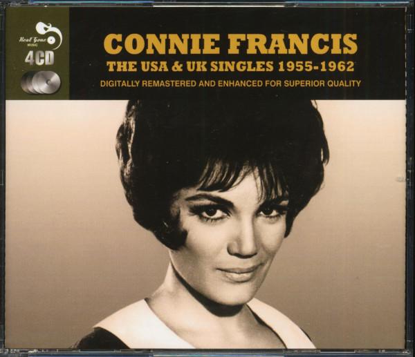 The USA & UK Singles 1955-1962 (4-CD)