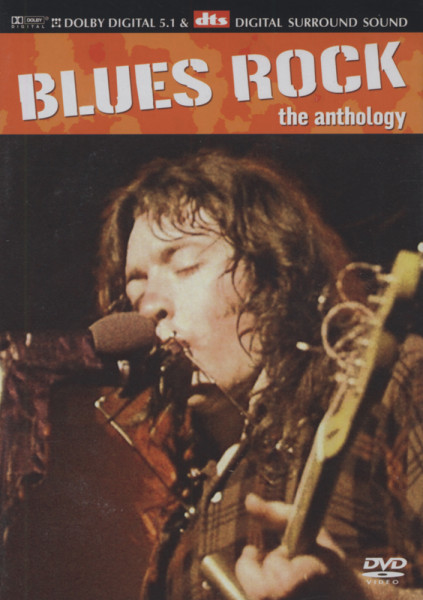 Blues Rock - The Anthology