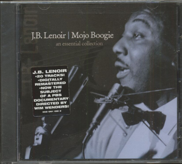 Mojo Boogie - An Essential Collection (CD)