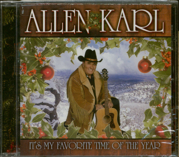 It's My Favorite Time Of The Year (CD)
