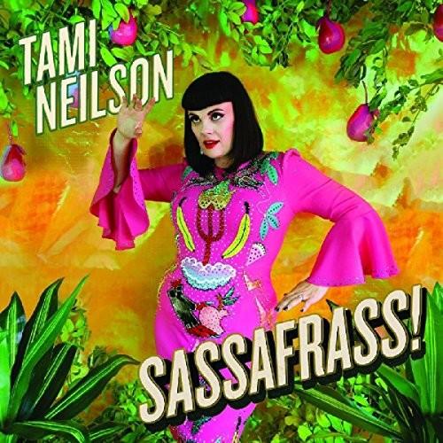 Sassafrass (CD)