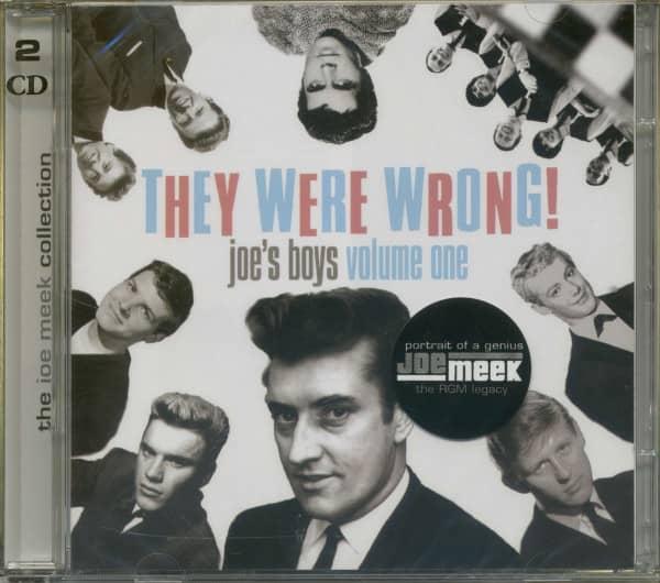 They Were Wrong - Joe's Boys Vol.1 2-CD