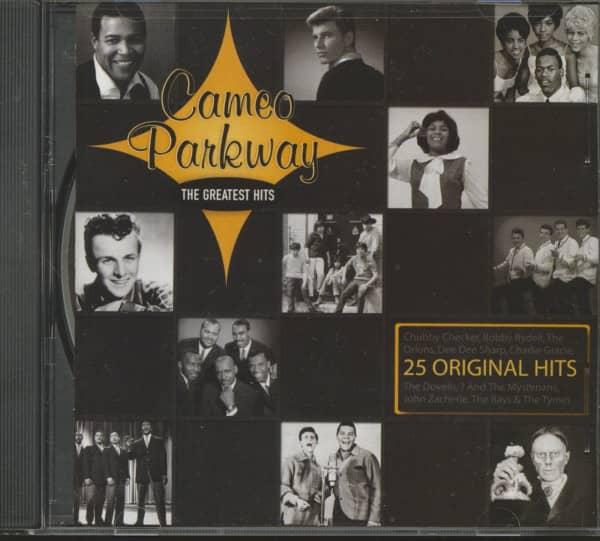 Cameo Parkway - The Greatest Hits (CD)