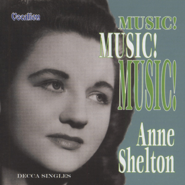 Music! Music! Music! - Decca Singles (CD)