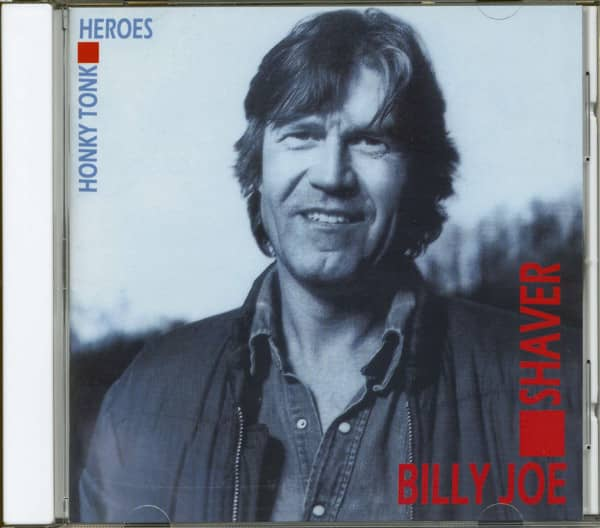 Honky Tonk Heroes (CD)