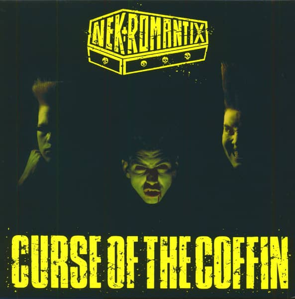 Curse Of The Coffin (LP)