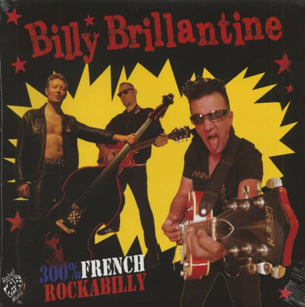 300% French Rockabilly (LP)