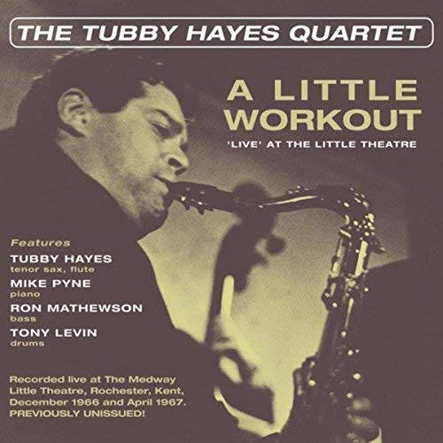 A Little Workout: Live At The Little Theatre Rochester (CD)