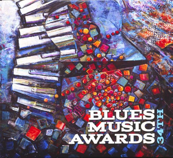 34th Blues Music Awards, 2013 (CD & DVD)